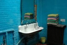 Interior | Bathroom / by Kate