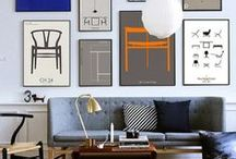Interior | Living room / by Kate