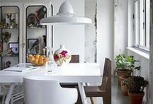 Interior | Dining room / by Kate