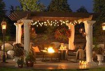 La casa y el jardín de mis sueños / My dream house and garden # Mitt drømmehus og hage