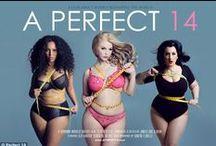Full Figure Style in advertising  / Aiming to find full figure swimwear + fashions modeled on full figure women!