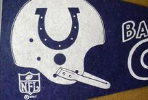 My Baltimore Colts / by Steve Sweet