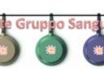 Ricette Gruppo Sanguigno / ricette per la dieta dei gruppi sanguigni, senza glutine, senza latte vaccino e derivati