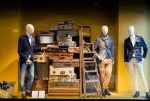 Escaparate Furest AW14 / Muestra de nuestros escaparates en tiendas Furest.  www.furest.com