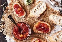 Food - oddities - drinks, sauces, pickles, etc. / by Johanna Haas