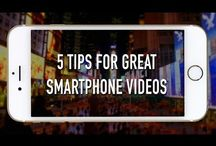 smartphone filmmaking / Making awesome videos and great movies isn't rocket science. With your smartphone, a bunch of very good video apps, some training and practice you will get great results. Watch my free tutorials and become a smartphone filmmaker.