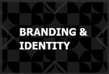 Branding & Identity / These are the examples of how a concept can power graphic identity of a brand.