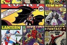 Super Heroes Comics / Images from comics