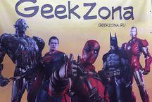 Comic con Spb / GeekZona.ru on Comic con