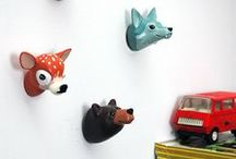 Collection / The ZOO is a brand of Capventure, a Dutch design agency and wholesaler with many more great brands such as: Cabanaz, Puhlmann and Zuperzozial.