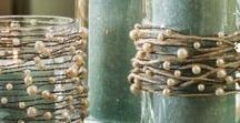 avec des perles