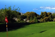 Golf / Find all the golf courses in the region Provence-Alpes-Côte d'Azur. As you exercise you will also be enjoying lovely sights. / Retrouvez tous les terrains de golf de la région Provence-Alpes-Côte d'Azur. - http://www.golf-terre-mediterranee.fr -