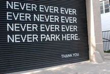 Outdoor Ads & Street Art