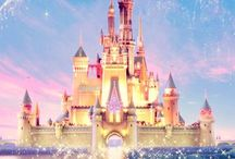 I Love... Disney! / Disney Magic is the only kind of Magic I believe in.  / by Posh Chick