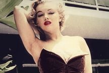 Simply Lovable Marilyn / Marilyn Monroe / by Onlylilbear