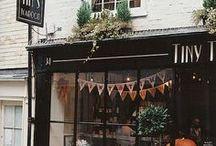 Shops, Cafes & Restaurants