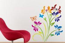 Stickers Nature / Vous aimez la nature et voudriez la faire entrer chez vous ? Découvrez notre collection de stickers nature tous plus beaux les uns que les autres. De la simple fleur à l'arbre, décorez votre intérieur avec les plus jolis stickers nature du web !