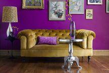 general decorating ideas / by Melanie Bromley
