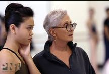 Twyla Tharp / The legendary choreographer is PNB's 13-14 Artist in Residence.  / by Pacific Northwest Ballet