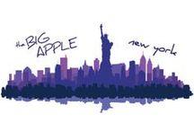 Stickers New York / Venez découvrir les Stickers Exclusifs de la collection New York chez Dezign !