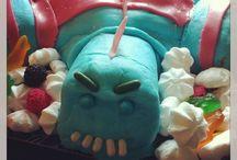 Birthday cake / Födelsedagstårtor för barn