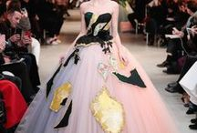 Grand Dresses / Amazing couture creations from editorials to galas.