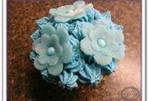 Cupcakejes-Taart-Cakepops / Heerlijke hobby! ~ Lovely hobby!