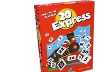 Games for family fun! / Board Games and More for your Friday Family Nights.