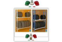 #PORTAGOMME / Non sai dove riporre gli pneumatici quando arriva il momento di sostituirli? Vai su http://www.castellanishop.it/scaffalature-e-accessori/portagomme.html e acquista la tua scaffalatura porta gomme.