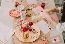 Table setting / Set the table, set the mood ❤️