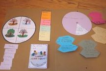 Lapbooks / Lapbooks we have made with my b junior class
