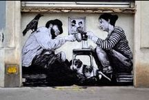 Street-art 2014 / Urban artists who count in 2014