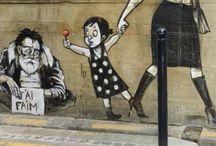 Street art safari / Everything fun or surprising with street-art
