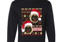 TeeShirtPalace Ugly Christmas Sweaters / It's that time if year again, when we need to find the perfect Ugly Christmas Sweater for that epic Christmas Party. TeeShirtPalace is the best place to find everything you need this holiday season! #uglychistmas #uglychristmassweaters #christmas #holidays