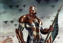 TeeShirtPalace Marvel / #marvel #spiderman #captainamerica #deadpool