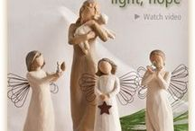 Willow Tree Figurines / by Norma Burge