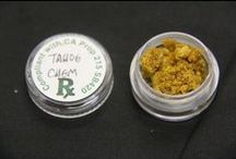 Wax / Various varieties of potent wax strains.