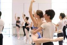 PNB School / Founded in 1974, Pacific Northwest Ballet School is recognized as one of the top three ballet training institutions in the United States. Under the direction of Peter Boal, the School offers a complete, professional curriculum to more than 1,000 students. / by Pacific Northwest Ballet
