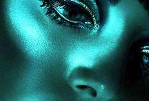 BLUE IS MY WORLD