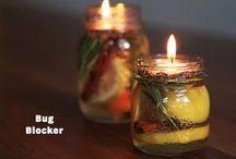bottle/jar decoration
