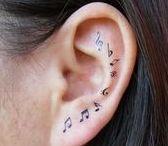 Music tatoos