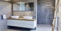 Bathroom / Ideen zur Innenarchitektur eines Badezimmers