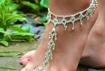 Accesories And Jewelry for foot & legs