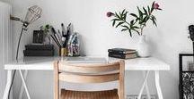 O F F I C E / Studio/Workspace inspiration