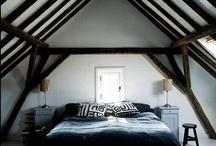 B E D R O O M / Bedroom inspiration