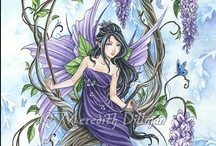Fairy art  / Various Fairy Artists
