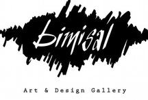 Bimisal Art & Design Gallery /  Bimisal Art & Design Gallery Ahmet Fetgari Sok. No:22 Teşvikiye İstanbul www.bimisal.net     (info@bimisal.net)       (info@bimisalproject.com)          +90(212)246-18-00