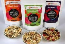 Premixes - Healthy Breakfast Cereal  / Our favorite recipes!