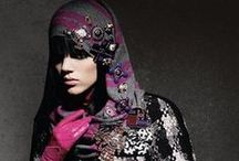 hijab  / Porter le hijab tout en restant féminine / by karima zareb