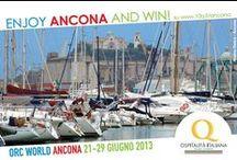 Campionati mondiali di vela d'altura ORC - Ancona / Campionati mondiali di vela d'altura ORC - Ancona  21/29 Giugno 2013
